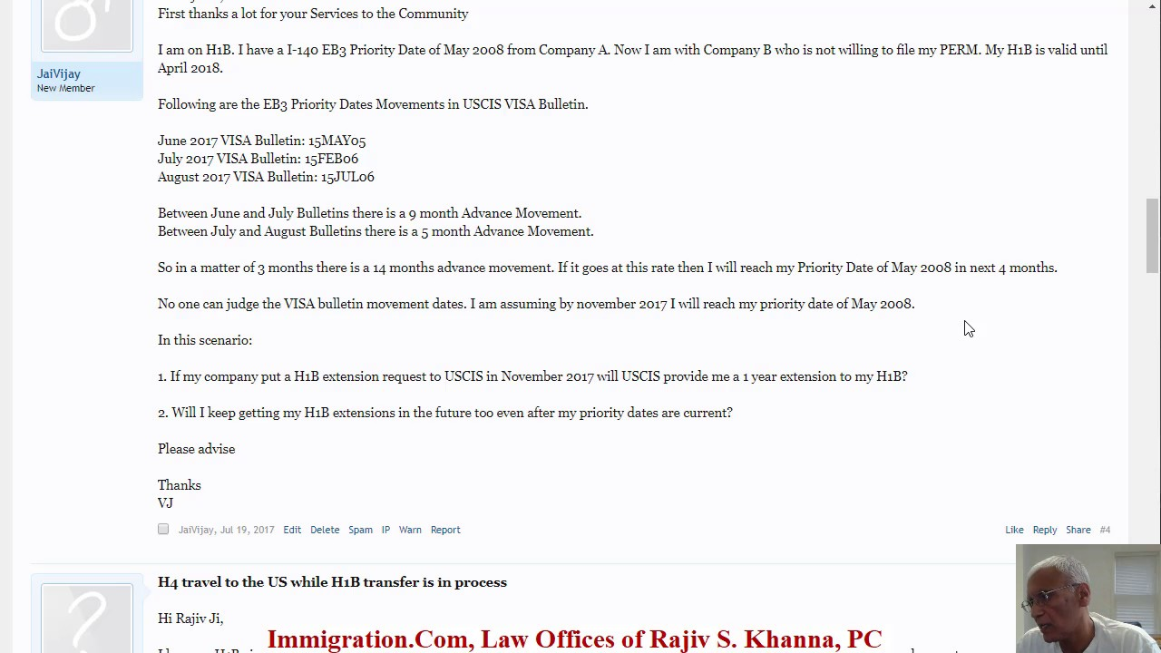 H-4 Visa Spouse & Children | US Immigration Lawyer, Law