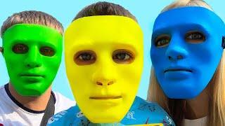 Belajar Mengenal Nama dan Suara -Comptines Et Chansons | À Bébé Chanson -Video Edukasi Anak #753