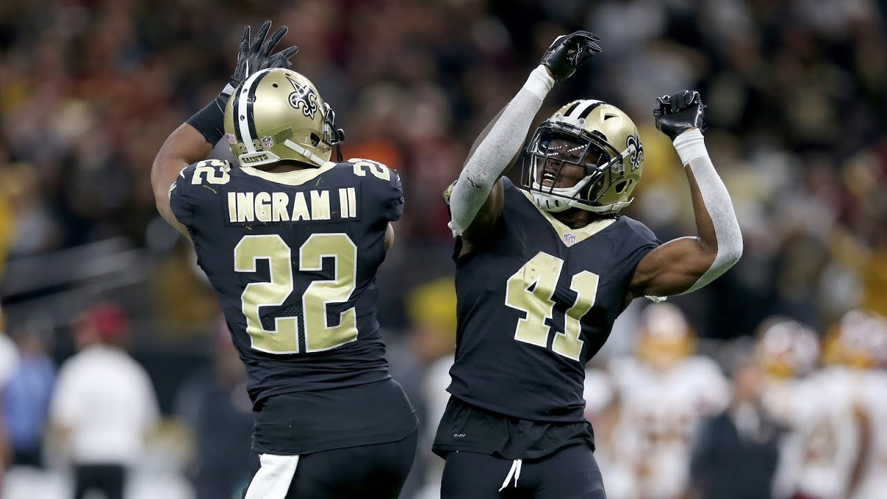 ac22d1ce3d19 Which Saints RB Will Takeover the  Mark Ingram Role   ft. Nick Underhill