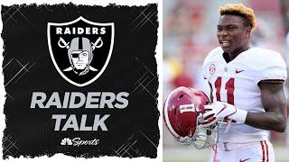 Breaking down Raiders rookie Henry Ruggs III's time at Bama   Raiders Talk   NBC Sports California