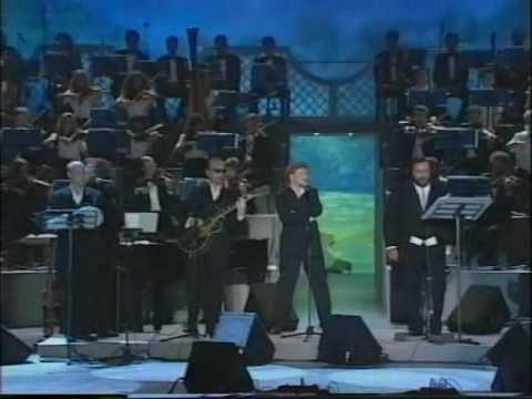U2 - Miss Sarajevo - Bono, Brian Eno, Luciano Pavarotti (1995)