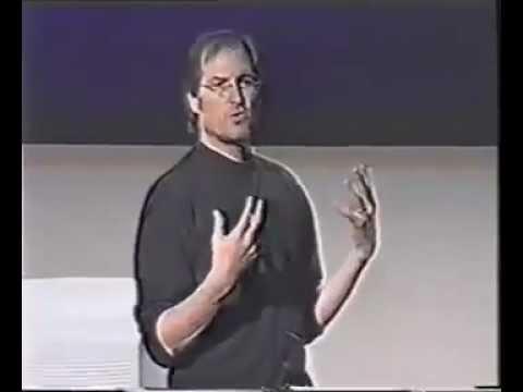 Steve Jobs Talks About Brand Apple