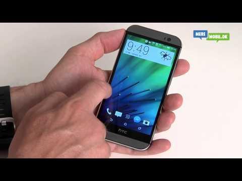 HTC One M8s test - derfor er den bedre end M9