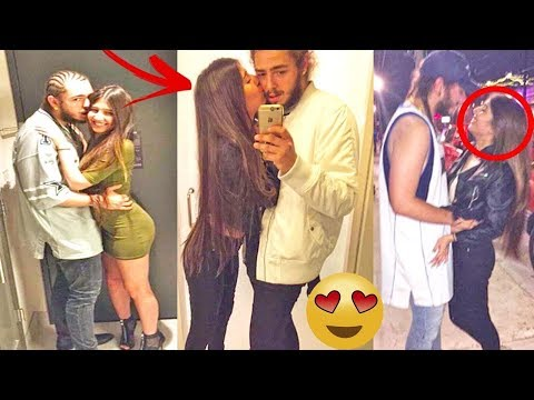 POST MALONE With His Girlfriend  Best Funny & Cute Instagram Stories Mp3