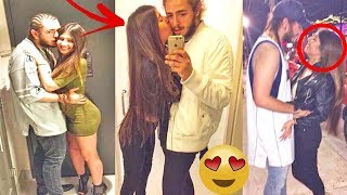 post-malone-with-his-girlfriend-best-funny-cute-instagram-stories