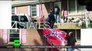 'Heritage Not Hate': People in Georgia bring back confederate flag after ban imposed