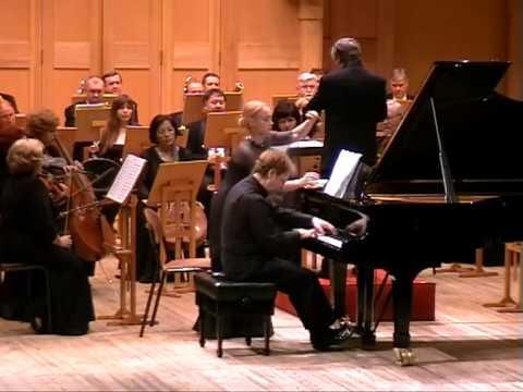 Скрябин концерт для ф-но с оркестром. Рахманинов Рапсодия на тему Паганини