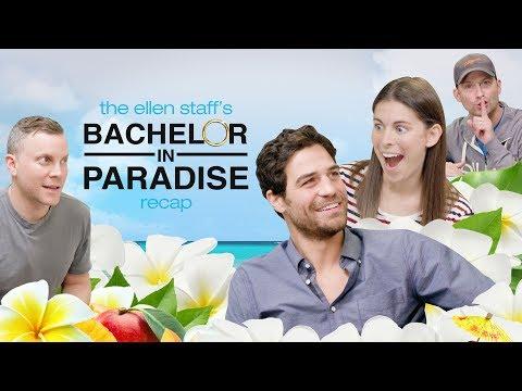 Grocery Store Joe Tells All in Ellen Staff's 'Bachelor in Paradise Recap'