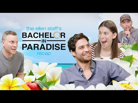 Grocery Store Joe Tells All in Ellen Staff's 'Bachelor in Paradise Recap'
