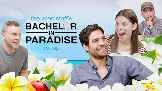 Grocery Store Joe Tells All in Ellen Staff s Bachelor in Paradise Recap