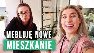 Mebluję MOJE NOWE MIESZKANIE! ♥️| Agnieszka Grzelak Vlog