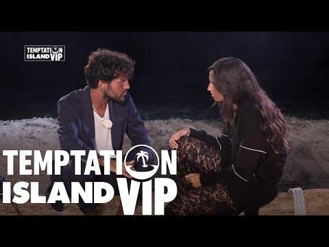 Temptation Island VIP - Marcella e Fabio: falò di confronto immediato