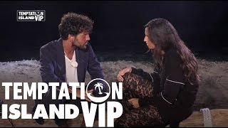 Temptation Island VIP - Marcella e Fabio: falò di confronto immediato