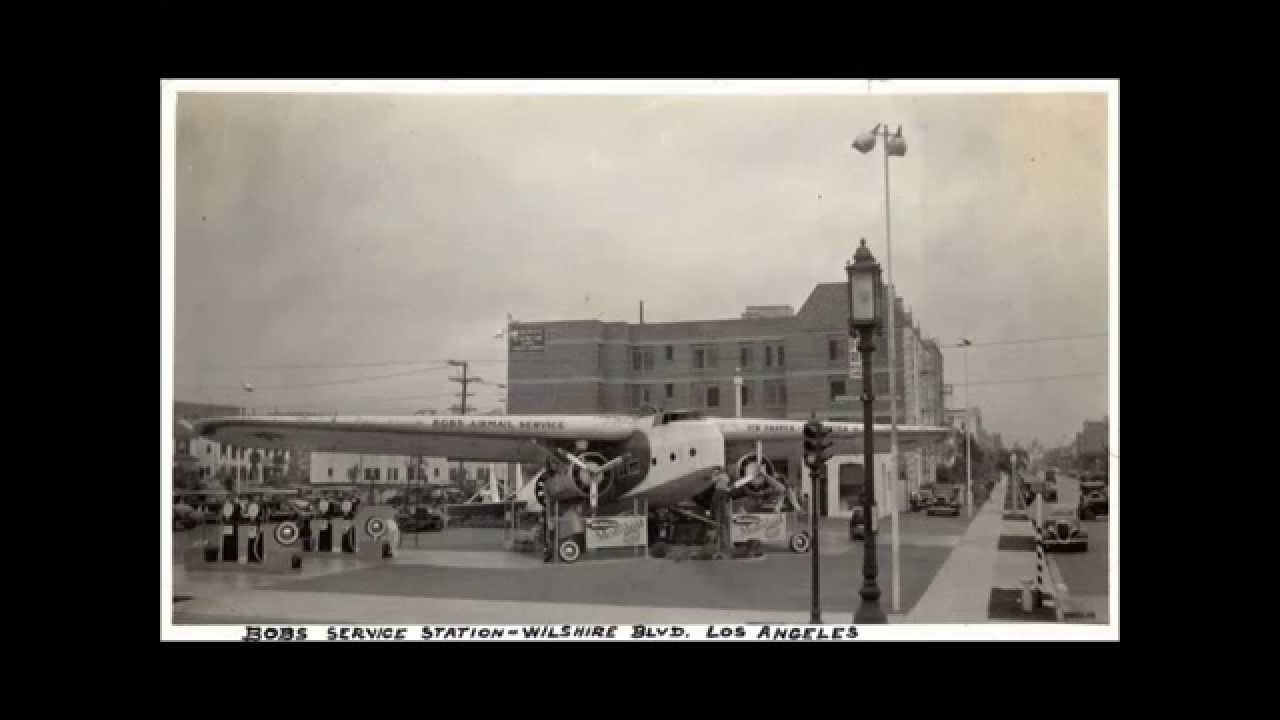 I Need A Gas Station >> VINTAGE GAS STATIONS 1930's To 1950's - YouTube
