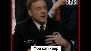 Kamala Harris Is Not Here for the NSA Director
