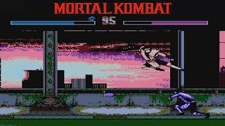 MORTAL KOMBAT 3 EXTRA 60 (Super Game) (Unl) - NES Longplay - Scorpion Playthrough - NO DEATH RUN