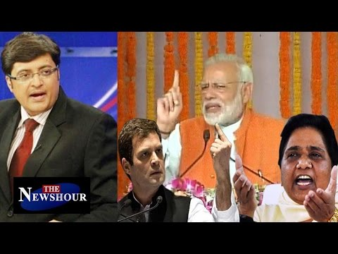 PM Modi ATTACKS Opposition For Questioning Fight Against Corruption: The Newshour Debate (14th Nov)