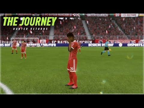 FIFA 18 Indonesia The Journey Hunter Returns: Semifinal DFB-Pokal Lawan Bayer Leverkusen #33