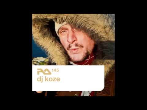DJ Koze- Resident Advisor Podcast 145 [9 Mar 2009]