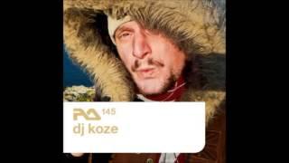 DJ Koze- Resident Advisor Podcast 145 [9 Mar 2009]