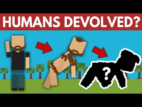 What If Humans Devolved?