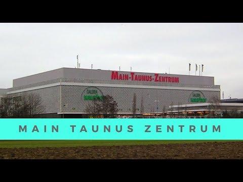 Main Taunus Zentrum, Shopping Mall, Frankfurt, Germany