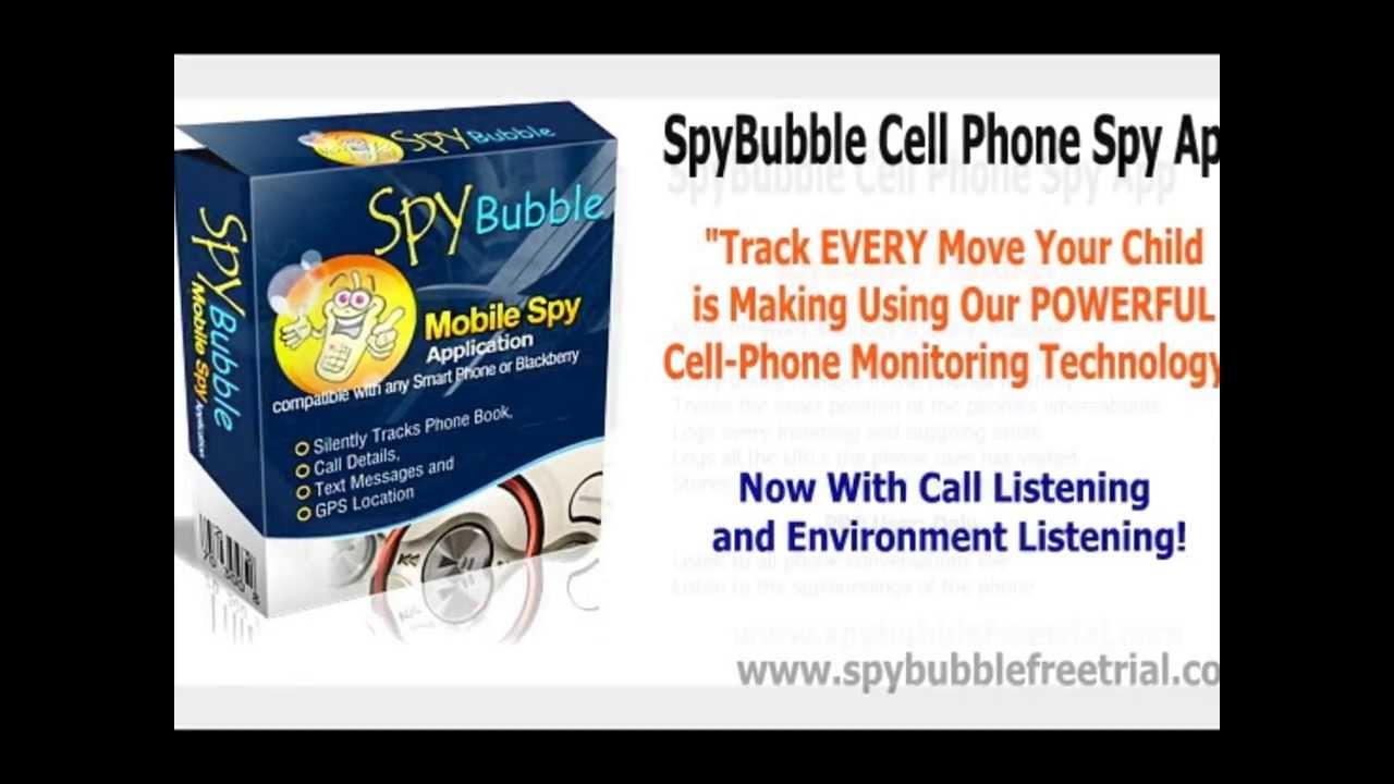 Spybubble Free Trial - YouTube