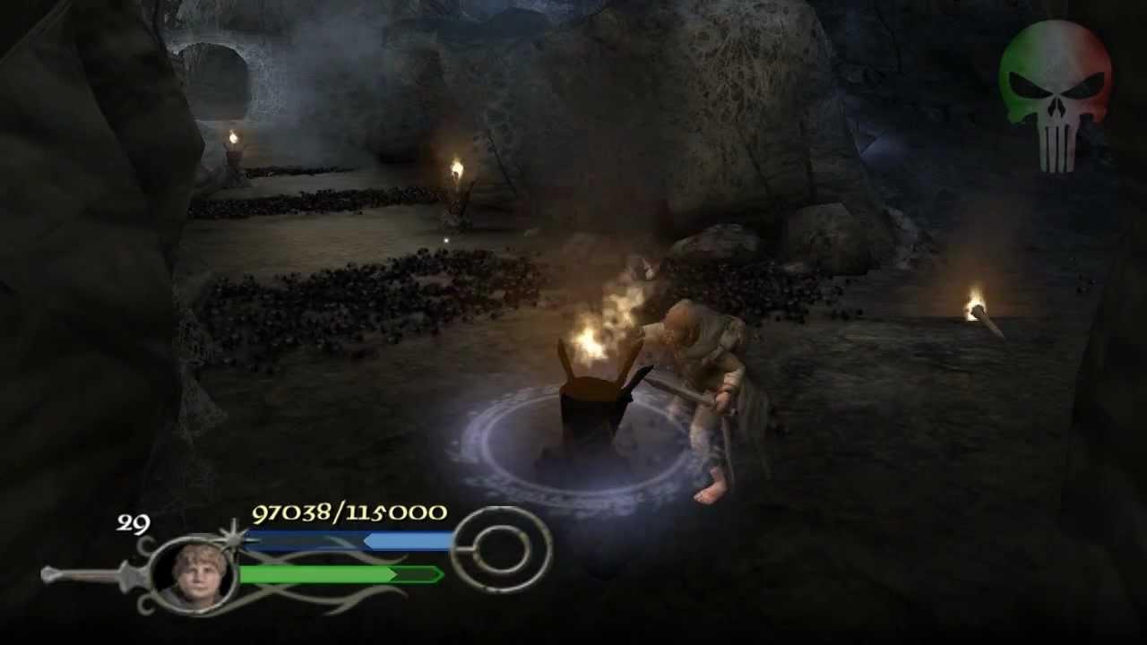 Il signore degli anelli il ritorno del re pc gameplay 8 for Il signore degli anelli il ritorno del re streaming