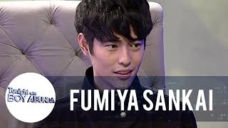 Fumiya is single | TWBA