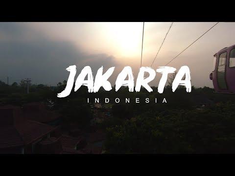 Travel Vlog #6 Jakarta, Indonesia