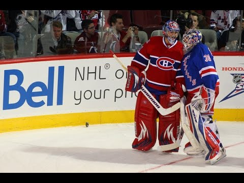 The Rangers Eliminate the Montreal Canadiens in Six