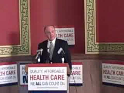 Montanans for Health Care -- Rep. Pat Williams