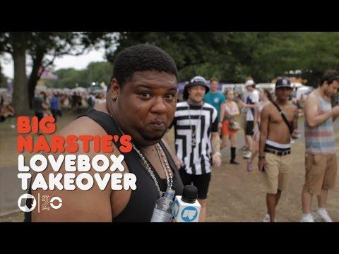 Big Narstie's Lovebox Takeover