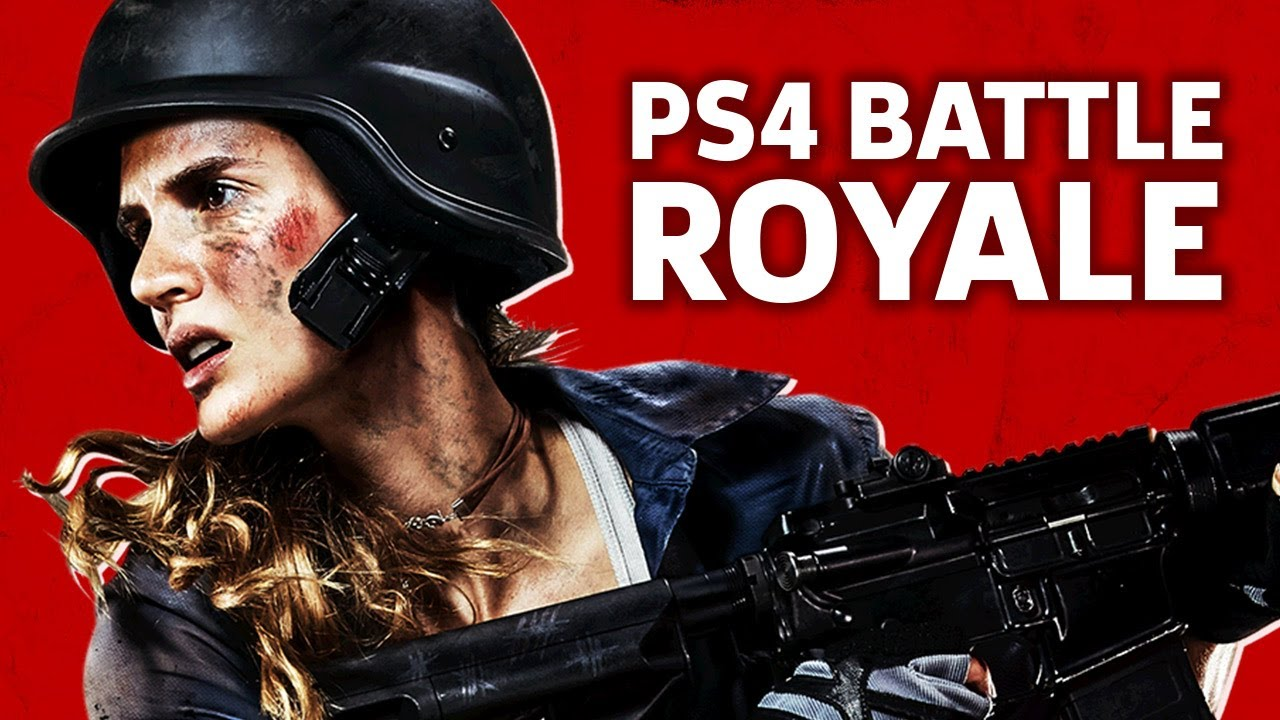 H1Z1 game is now on PS4! — Watson Wu dot com