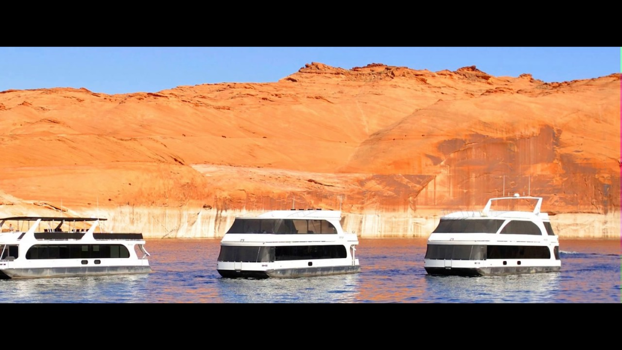 Lake Powell Houseboat Youtube