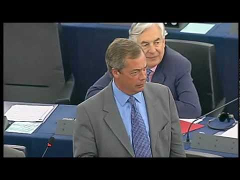The Genius of Mutual Indebtedness - Nigel Farage