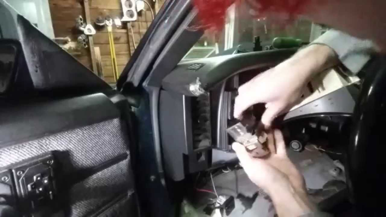 how to change a camaro headlight switch nut 1982 1992 camaro rh youtube com ford headlight switch wiring gm headlight switch wiring diagram [ 1280 x 720 Pixel ]