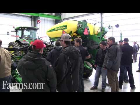 Farms.com Corn Report: PreSeason Planter Preparation Tips.