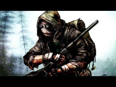 Клип stalker - Черный сталкер
