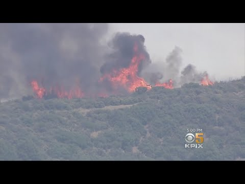 Evacuation Order Expanded For Pawnee Fire In Lake County