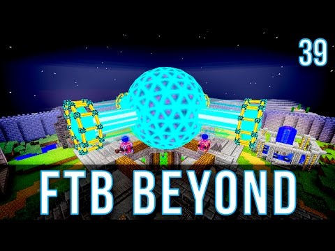 Tier 5 Draconic Core | FTB Beyond | Episode 39
