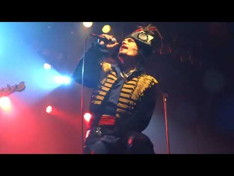 Don't Be Square (Be There) - Adam Ant 12-10-17 Tivoli Brisbane Front Row