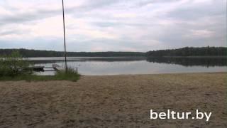 видео Отдых на озере Белое. Базы и дома отдыха, коттеджи