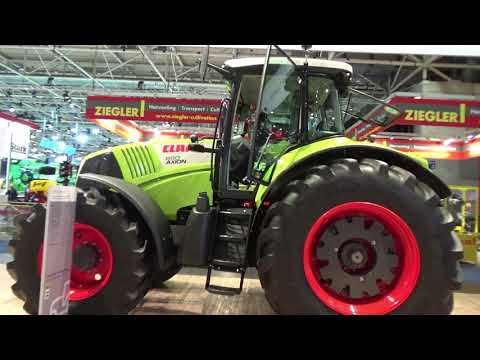 Modo Toys 1029 Claas xerion 4000 Trac VC
