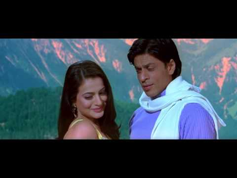 Amisha Patel And SRK - OSO