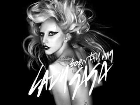 Lady Gaga - Born This Way (Official) 2011