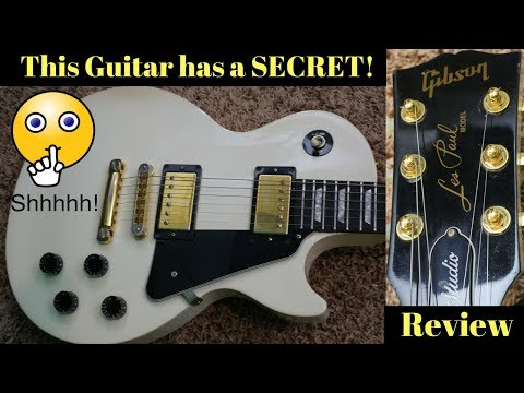 It's a Secret to Everybody! | 2005 Gibson Les Paul Studio White | Review + Demo