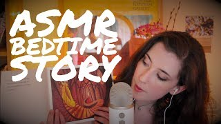 ASMR   Soporific Storytelling in a Scottish Accent