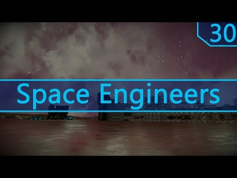 More Base Planning | Episode 30 | Space Engineers | Survival Series: Apollo