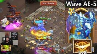 New Talent Survival Castle Clash